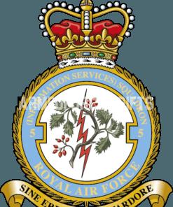 RAF 5 Info Services Squadron