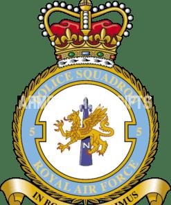 RAF 5 Police Squadron