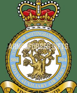 RAF 504 Aux Squadron