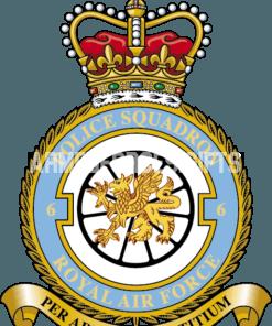 RAF 6 Police Squadron