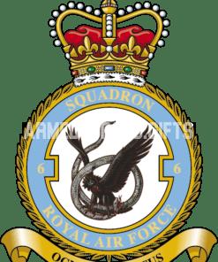 RAF 6 Squadron