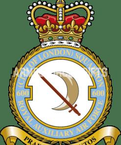 RAF 600 Aux Squadron