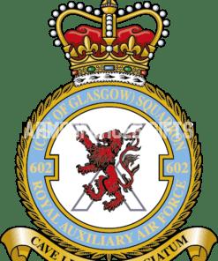 RAF 602 Aux Squadron