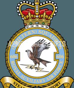 RAF 606 Aux Squadron