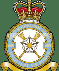 RAF 609 Aux Squadron