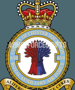 RAF 610 Aux Squadron