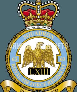 RAF 63 Regiment Squadron