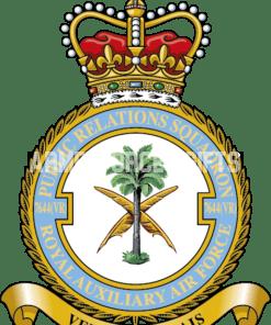 RAF 7644 Aux Squadron